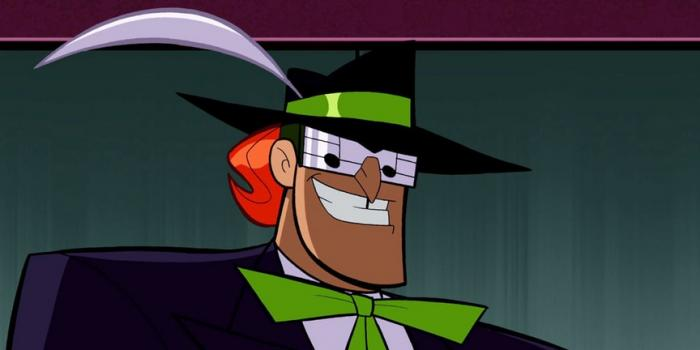 Music Meister en Batman: The Brave and the Bold