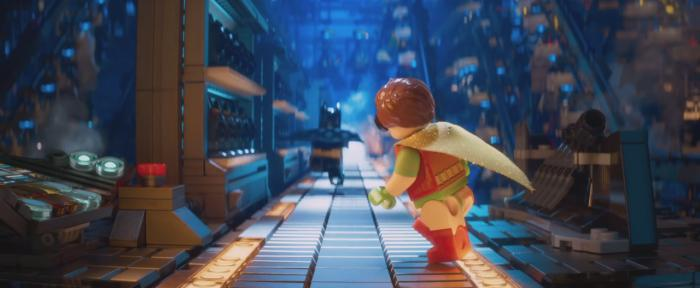 Captura de un trailer de The LEGO Batman Movie (2017)