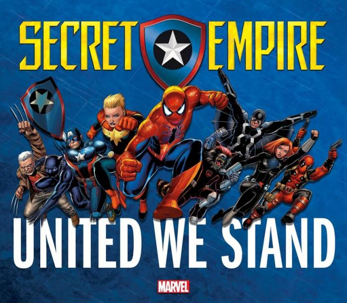 Avance de Secret Empire, titulado United we stand