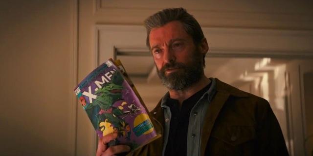 Captura del trailer final de Logan (2017)