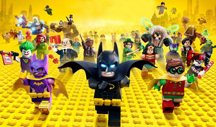 Póster de The LEGO Batman Movie (2017)