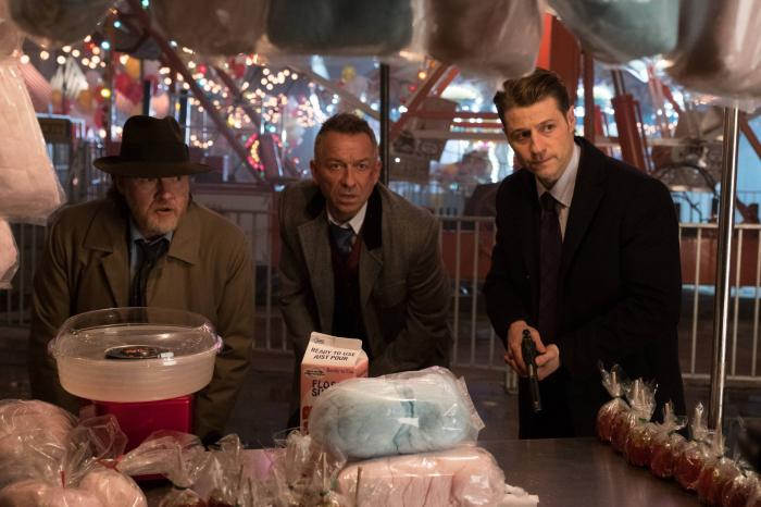 Imagen de Gotham 3x14: The Gentle Art of Making Enemies