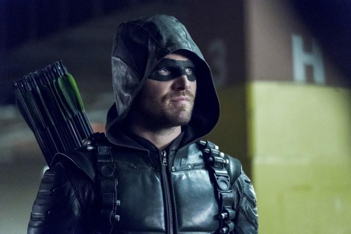 Imagen de Arrow 5x11: Second Chances