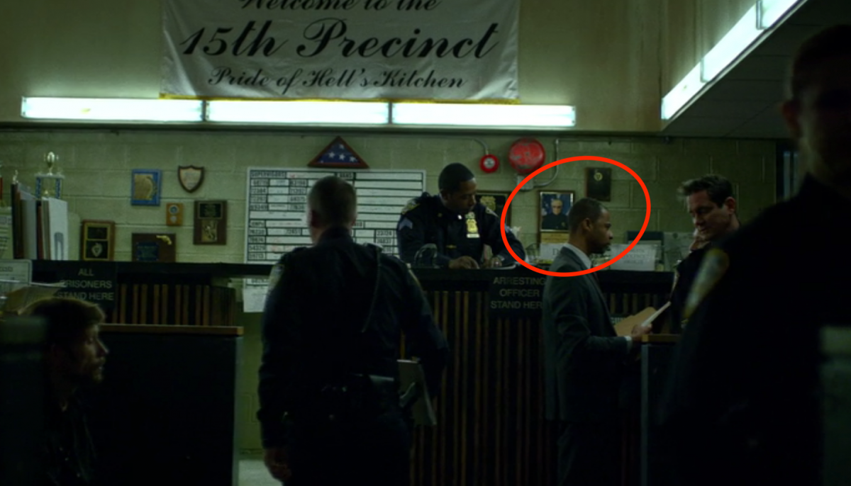 Cameo de Stan Lee en Marvels Daredevil