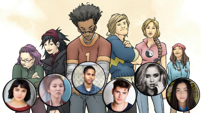 Marvel anuncia el reparto de The Runaways