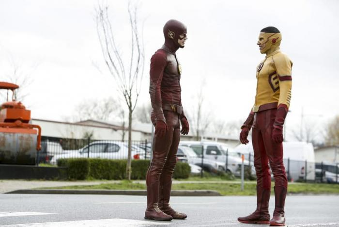 Imagen de The Flash 3x12: Untouchable