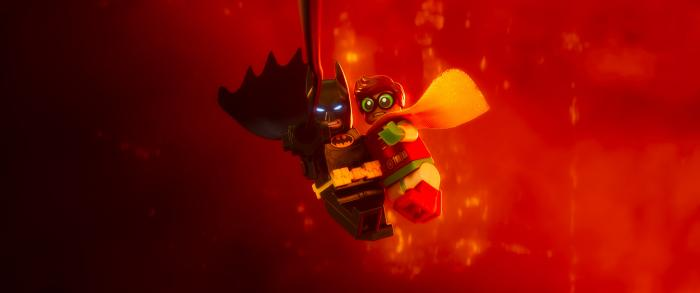 Imagen oficial de The LEGO Batman Movie (2017)