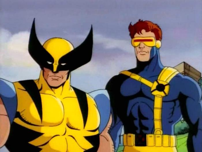 Imagen de la serie animada X-Men: The Animated Series