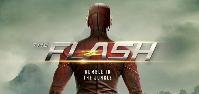 Póster de The Flash 3x13: Attack on Gorilla City