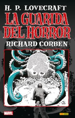 Portada de La Guarida del Horror: H.P. Lovecraft