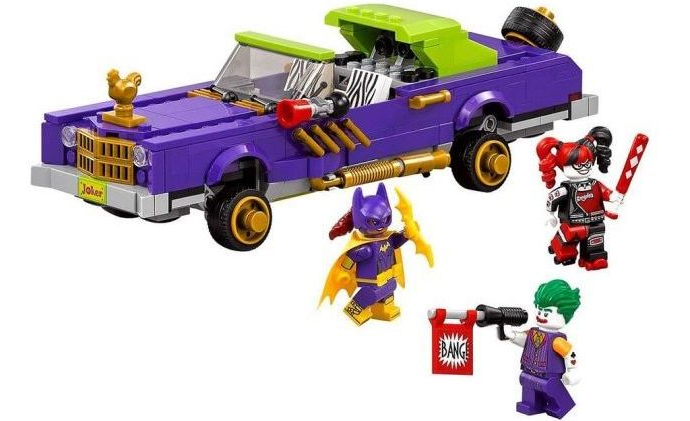 Set de LEGO de The LEGO Batman Movie (2017)