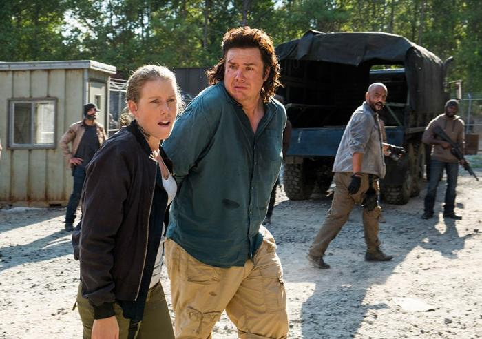 Imagen de The Walking Dead 7x11: Hostiles and calamities