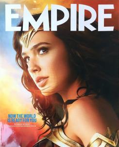 Portada de Empire de Wonder Woman (2017)