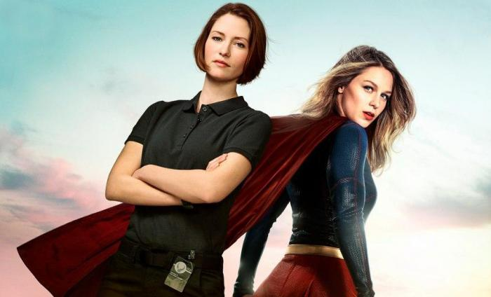 Póster de Supergirl 2x14: Homecoming