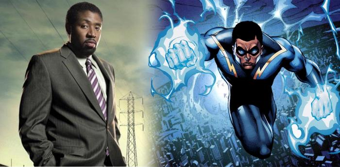 Cress Williams es Jefferson Pierce en Black Lightning