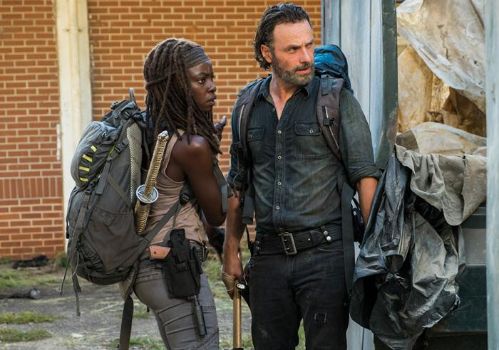 The Walking Dead 7x12: Say yes