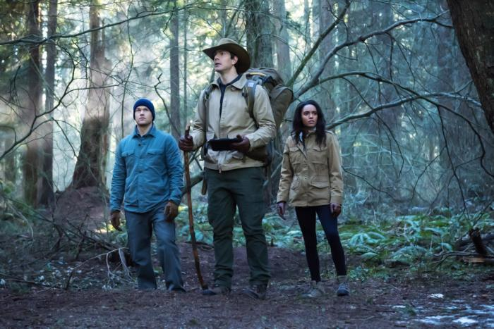 Imagen de Legends of Tomorrow 2x13: Land of the Lost