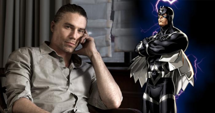 Anson Mount es Black Bolt en Marvel