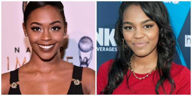 Nafessa Williams y China Anne McClain serán Annisa y Jennifer Pierce en Black Lightning