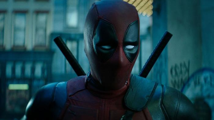 Captura del avance de Deadpool 2