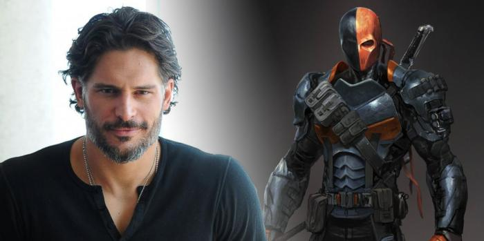 Joe Manganiello es Deathstroke en The Batman
