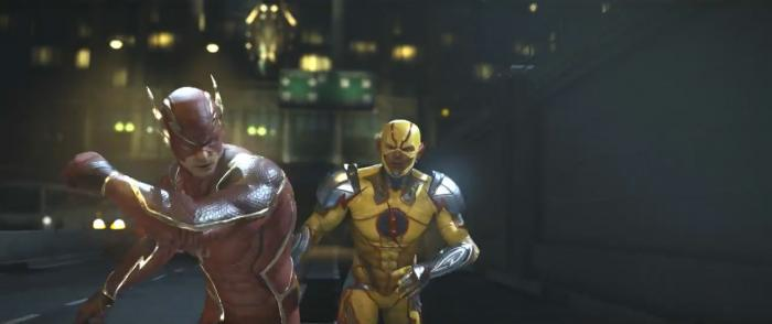 Captura del trailer de Injustice 2: Shattered Alliances Part 2