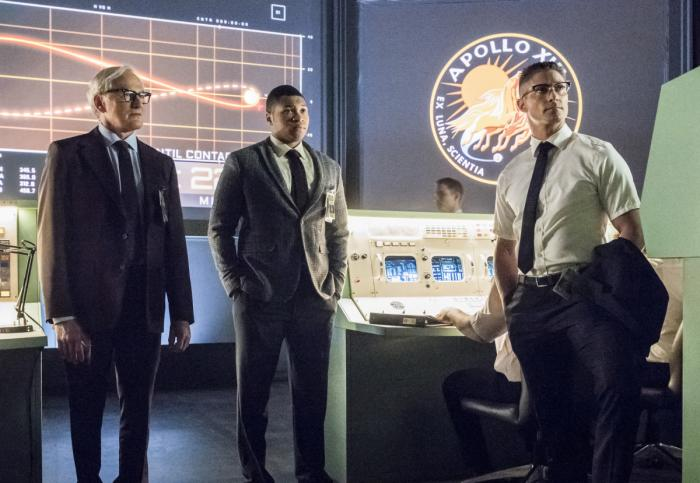 Imagen de Legends of Tomorrow 2x14: Moonshot