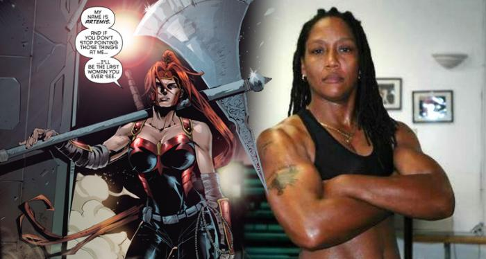 Patty Jenkins confirma que Ann Wolfe es Artemis en Wonder Woman