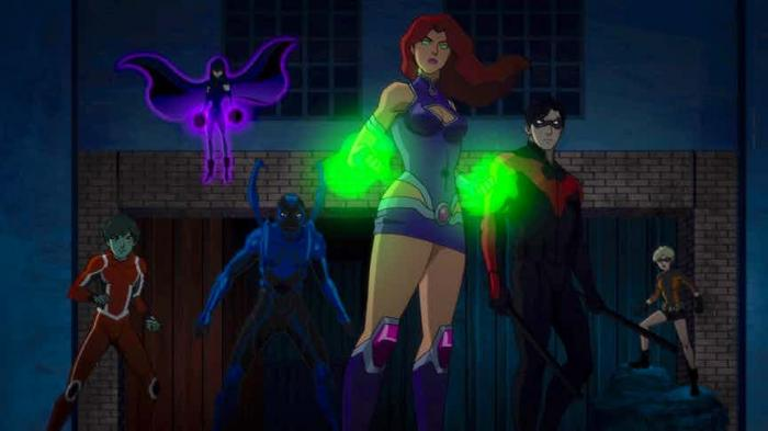 Imagen de Teen Titans: The Judas Contract (2017)