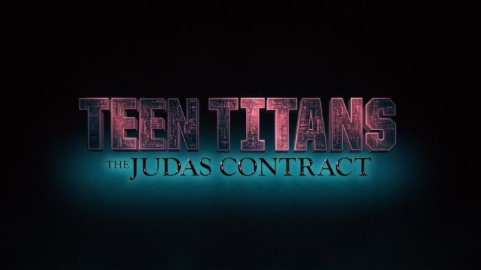 Promo de Teen Titans: The Judas Contract (2017)