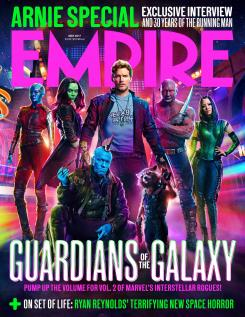 Portada de Empire de Guardianes de la Galaxia Vol. 2