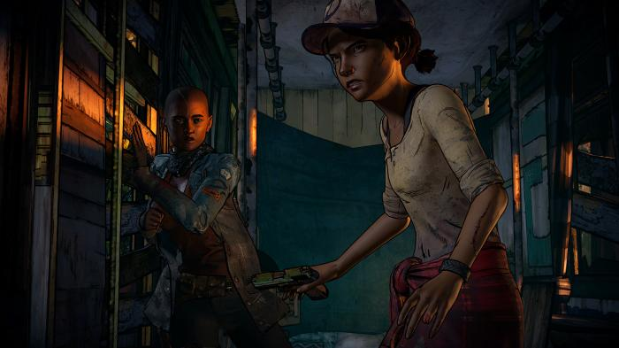Imagen de The Walking Dead: A New Frontier episodio 3