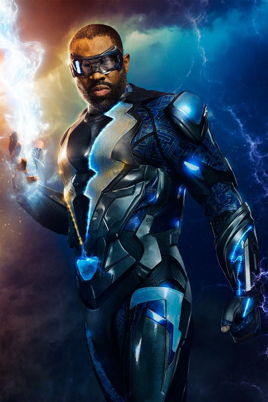 "Info sobre la serie de ""Black Lighting""  54229"