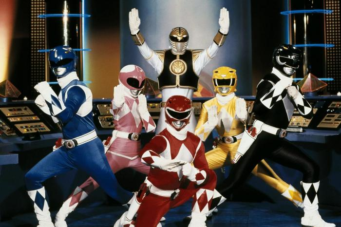 Serie Power Rangers