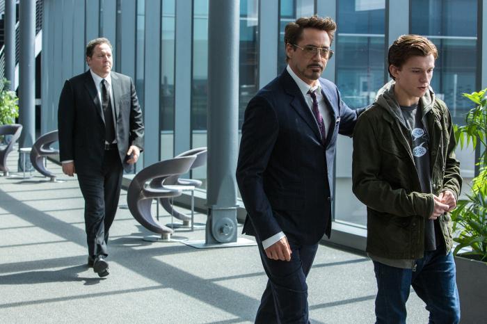 Imagen de Spider-Man: Homecoming (2017)