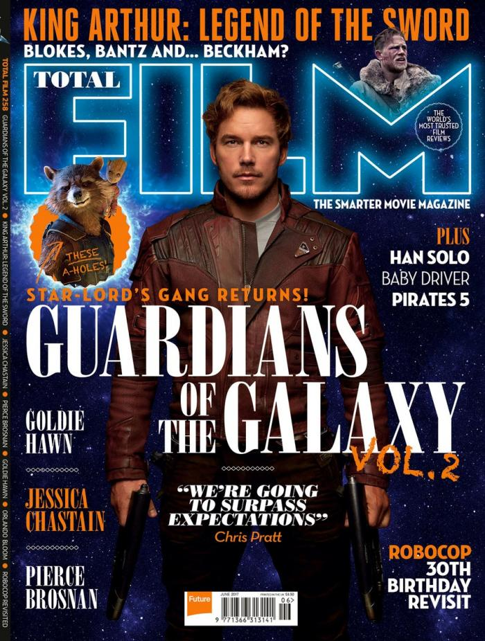 Guardianes de la Galaxia Vol. 2 en Total Film
