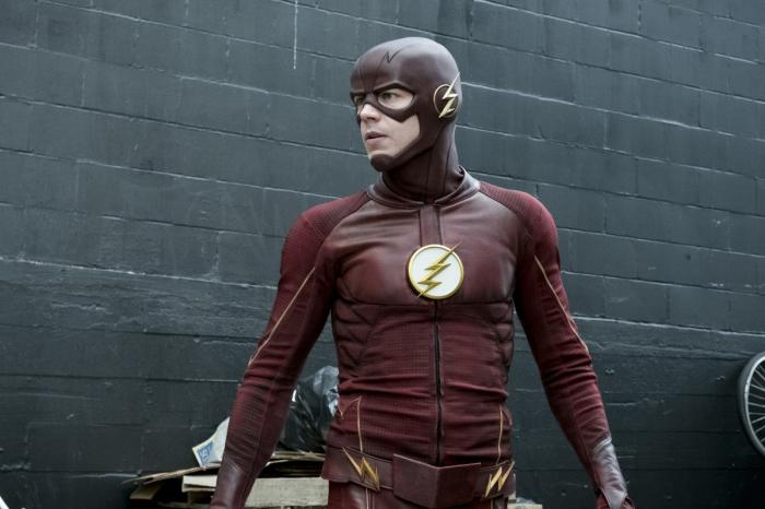 Imagen de The Flash 3x19: The once and future Flash