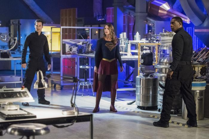 Supergirl 2x20: City Of Lost Children