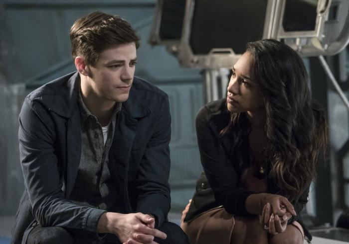 The Flash 3x21: Cause and effect
