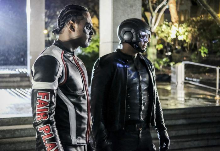 Arrow 5x21: Honor Thy Fathers