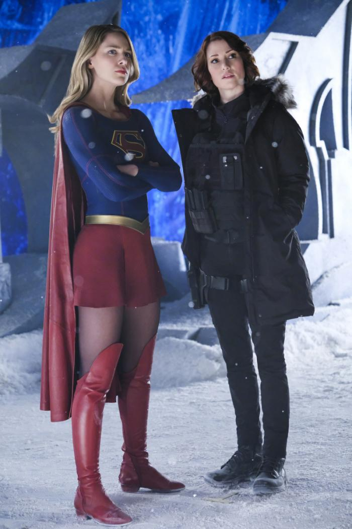 Supergirl 2x22: Nevertheless, She Persisted
