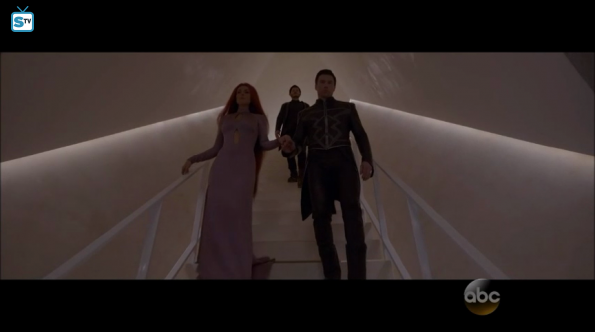 Captura del tráiler de Marvels Inhumans