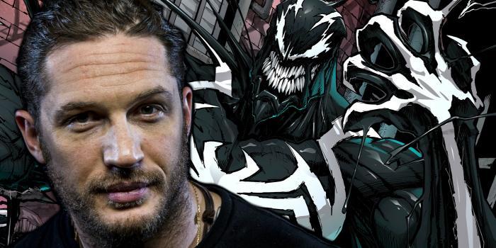 Tom Hardy será el nuevo Venom en la película de 2018