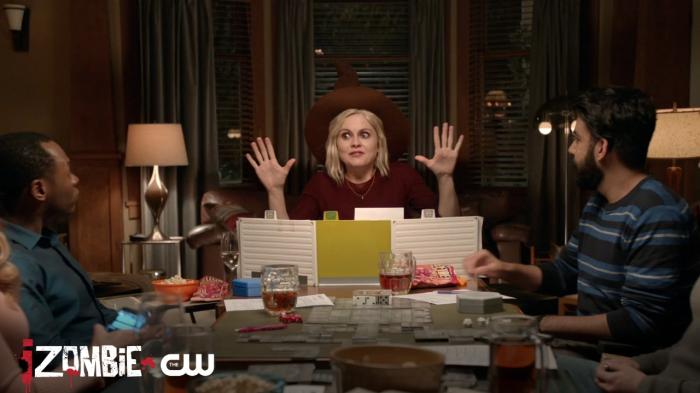 iZombie 3x09: Twenty-Sided, Die