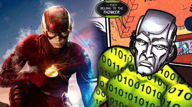 Thinker será el villano de la cuarta temporada de The Flash (2014 - ?)