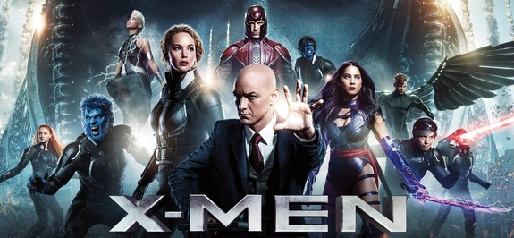 Imagen promocional de X-Men: Apocalipsis (2016)