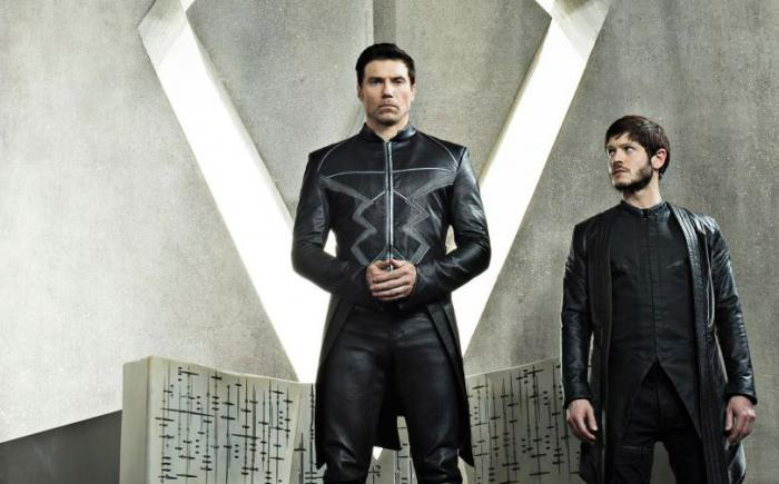 Imagen de Marvel's The Inhumans (2017), Black Bolt y Maximus