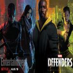 [SDCC17] [Series] Primer póster de Punisher y banner de The Defenders