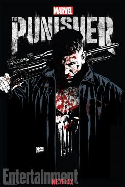 Póster de Punisher, de Joe Quesada