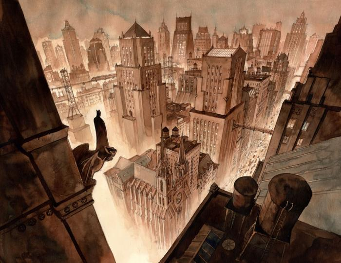 Imagen interior de Batman: The Dark Prince Charming